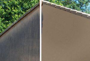 Nettoyage Murs et Murets